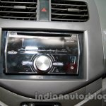 Chevrolet Beat Manchester United edition audio system