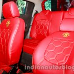 Chevrolet Beat Manchester United edition front seats