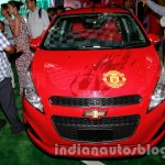 Chevrolet Beat Manchester United edition front