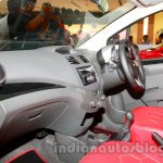 Chevrolet Beat Manchester United edition interior