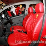 Chevrolet Beat Manchester United edition seats