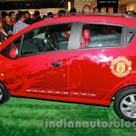 Chevrolet Beat Manchester United edition side