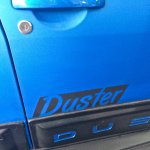Customized Reanult Duster Cladding with name