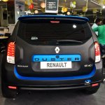 Customized Reanult Duster Rear