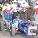 Day 0 Camber Racing CR14 Supra SAE 2014 car