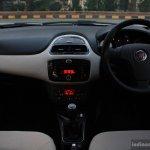 Fiat Punto Evo 1.4-litre Fire petrol review interior