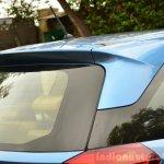 Honda Mobilio Petrol Review spoiler