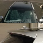 Hyundai ix25 production model spied roof