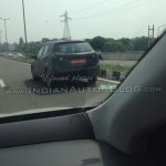 Maruti SX-4 S-Cross IAB spy image - rear