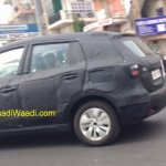 Maruti SX4 S-Cross spotted side