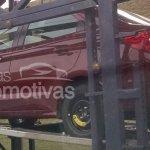 New Ford Ka+ dealer dispatch rear