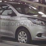 New Ford Ka dealer dispatch front quarter