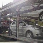 New Ford Ka dealer dispatch front