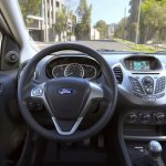 New Ford Ka first images interior