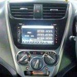 Perodua Axia small car spied interior