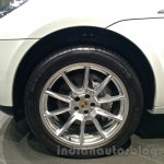 Porsche Macan front wheel in India