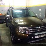 Renault Duster 2nd Anniversary Edition live images front quarter