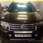 Renault Duster 2nd Anniversary Edition live images front