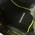 Renault Duster 2nd Anniversary Edition live images mats