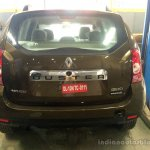 Renault Duster 2nd Anniversary Edition live images rear