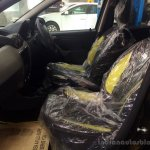 Renault Duster 2nd Anniversary Edition live images seats