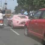 Spied DC Avanti Chennai
