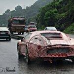 Spied DC Avanti India rear