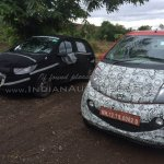 Tata Kite small car IAB spy image