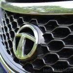 Tata Zest Diesel F-Tronic AMT Review Tata logo