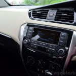 Tata Zest Diesel F-Tronic AMT Review dash area