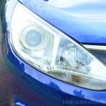 Tata Zest Diesel F-Tronic AMT Review headlamp