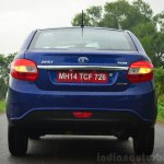 Tata Zest Diesel F-Tronic AMT Review rear end