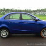 Tata Zest Diesel F-Tronic AMT Review side