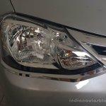 Toyota Etios Xclusive Edition live shots headlight