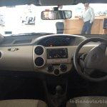 Toyota Etios Xclusive Edition live shots interior