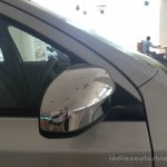 Toyota Etios Xclusive Edition live shots wing mirror