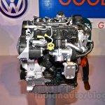 VW 1.5L TDI diesel engine image