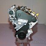 VW 1.5L TDI diesel engine side
