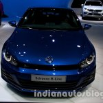 2014 VW Scirocco facelift at the 2014 Moscow Motor Show front