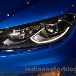2014 VW Scirocco facelift at the 2014 Moscow Motor Show headlight