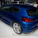 2014 VW Scirocco facelift at the 2014 Moscow Motor Show rear quarter