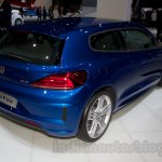 2014 VW Scirocco facelift at the 2014 Moscow Motor Show rear quarters