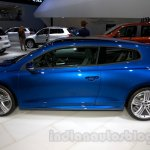 2014 VW Scirocco facelift at the 2014 Moscow Motor Show side