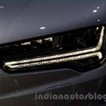 2015 Audi A7 LED Matrix headlamp at the Moscow Motorshow 2014