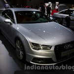 2015 Audi A7 at the Moscow Motorshow 2014