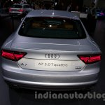 2015 Audi A7 rear at the Moscow Motorshow 2014