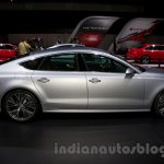 2015 Audi A7 side at the Moscow Motorshow 2014