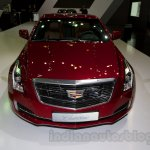 2015 Cadillac ATS at the 2014 Moscow Motor Show front