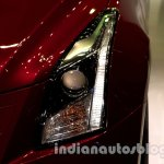 2015 Cadillac ATS at the 2014 Moscow Motor Show headlight