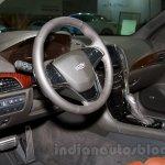 2015 Cadillac ATS at the 2014 Moscow Motor Show interior